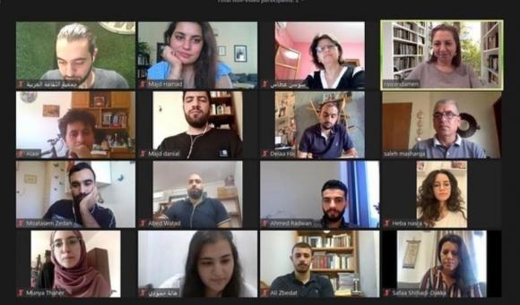 """""""عرب 48"""" وجمعيّة الثّقافة العربيّة يختتمان ورشة الحوار الصّحافيّ"""