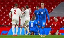 دوري أمم أوروبا: إنجلترا تسحق أيسلندا برباعية