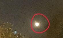 الجيش الإسرائيلي يطلق قنابل مضيئة فوق المطلة