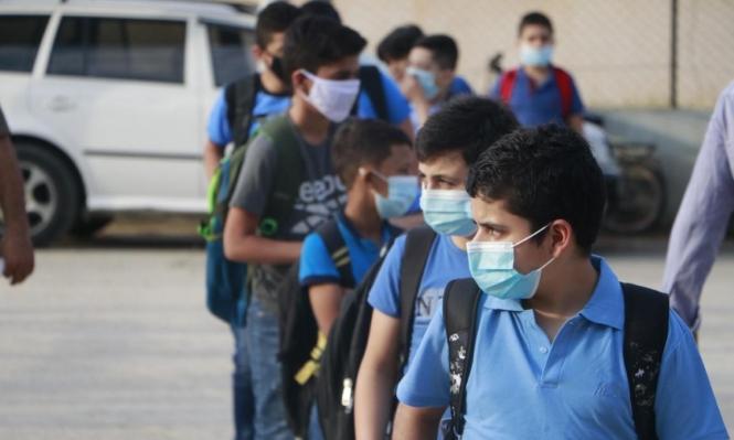 نابلس: 237 إصابة بكورونا خلال 24 ساعة وإغلاق مدرستين