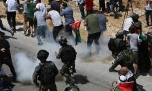 إصابات في كفر مالك إثر اعتداء الاحتلال واعتقال في الخليل