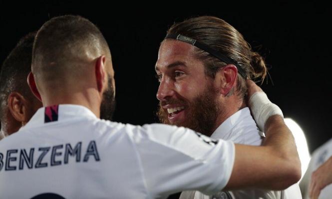 ريال مدريد يحدد مدة غياب راموس