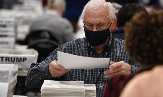 ولاية جورجيا: نتيجة فرز الأصوات يدويا تؤكد فوز بايدن
