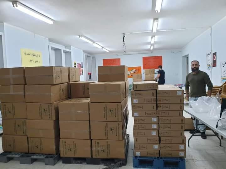 """حملة """"حاسوب"""" في البعنة: توزيع 140 حاسوبا على المدارس"""