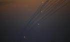 الاحتلال يشن غارات على غزة بزعم سقوط قذيفة على عسقلان