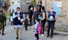 14 وفاة و1472 إصابة جديدة بكورونا في الضفّة والقدس وغزة