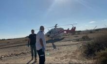 النقب: إصابة خطيرة لطفل عربي إثر عضة تمساح