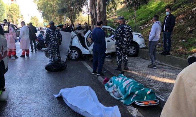 فرار أكثر من 60 سجينًا في لبنان