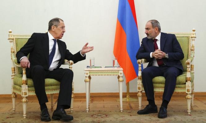 بعد الهزيمة أمام أذربيجان: أرمينيا إلى الحصن الروسي