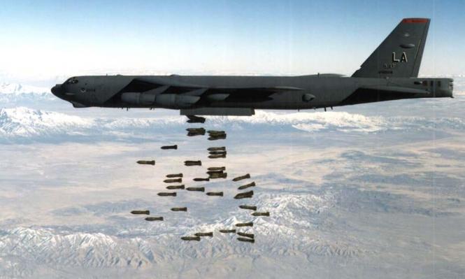 الجيش الأميركي ينشر قاذفات B52 في المنطقة