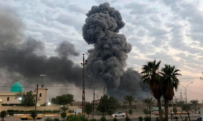 """سورية: مقتل 14 مسلحا مواليالإيران بضربات """"يرجّح أنها إسرائيلية"""""""