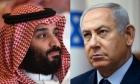 نتنياهو ورئيس الموساد زارا السعودية والتقيا محمد بن سلمان