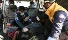 مقتل مدني سوري بقصف صاروخي على إدلب