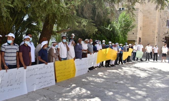 النقب: المتابعة تدعو لمشاركة واسعة في مظاهرة لمواجهة المصادرة والتحريش