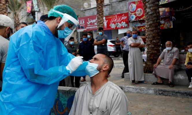 كورونا بغزة: 4 حالات وفاة و689 إصابة بكورونا بآخر 24 ساعة