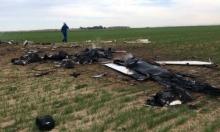 النقب: تحطم طائرة خفيفة ومصرع شخصين