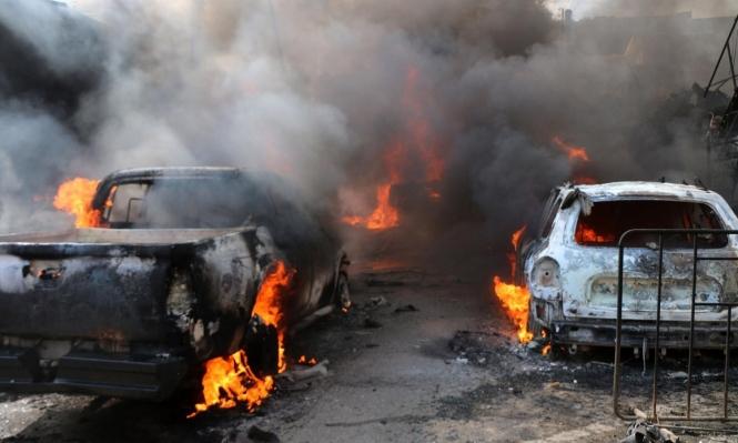 مقتل نحو ثلاثين شخصا غالبيتهم مقاتلون موالون لأنقرة في شمال سورية