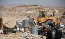 الاحتلال يهدم منازل فلسطينية في مسافر يطا بالخليل