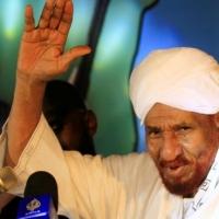وفاة الصادق المهدي رئيس حزب الأمة السوداني