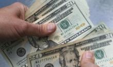 بنك إسرائيل اشترى 300 مليون دولار للجم انخفاض سعر صرفه