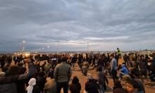 مشاركة واسعة في مظاهرة احتجاج على الهدم والمصادرة في النقب