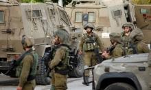 مداهمات واعتقالات الضفة واشتباك مسلح في قباطية