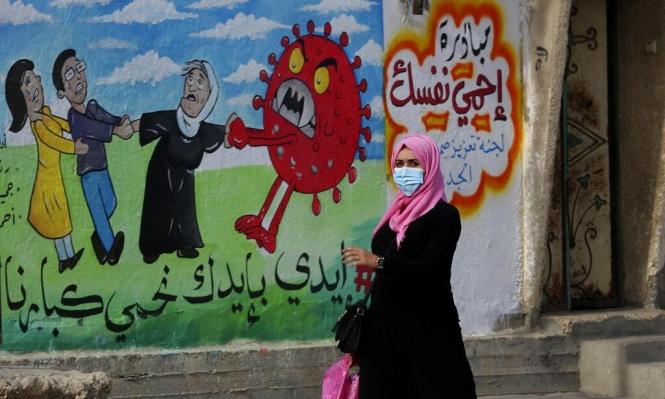 6 وفيات و656 إصابة جديدة بكورونا في غزة
