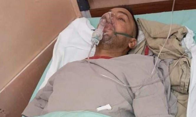 تحذيرات من تفاقم الحالة الصحية للأسير نضال أبو عاهور