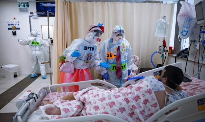 الصحة الإسرائيلية: 1071 إصابة جديدة بكورونا وانخفاض الحالات الخطيرة