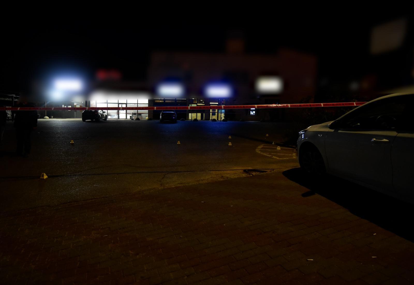 المغار: قتيل في تبادل لإطلاق النار مع الشرطة قرب بنك