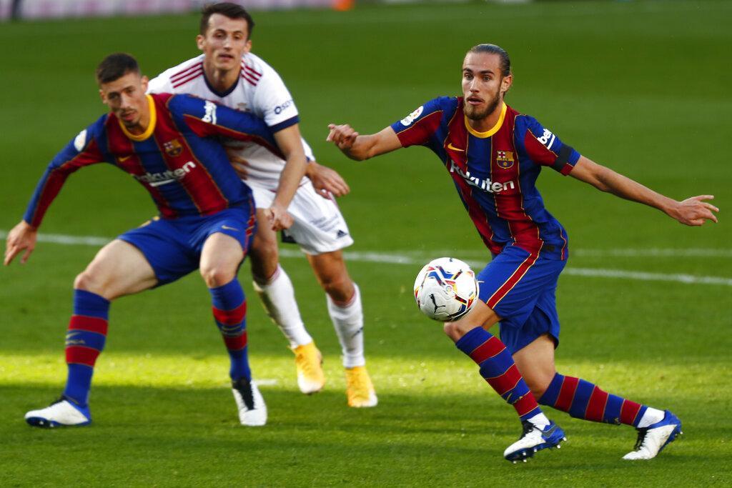 ميسي يهدي هدفه لمارادونا: برشلونة يسحق أوساسونا