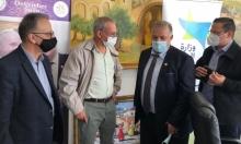 الناصرة مغلقة لغاية الثلاثاء: انخفاض بعدد إصابات كورونا