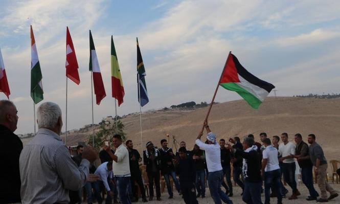 النيابة الإسرائيلية: اعتبارات سياسية واسعة لتأجيل إخلاء الخان الأحمر