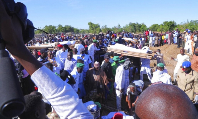 مقتل 110 مدنيين على الأقل في هجوم إرهابيّ في نيجيريا