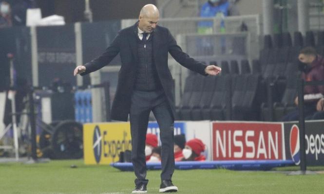 زيدان يحدد نقطة ضعف ريال مدريد!