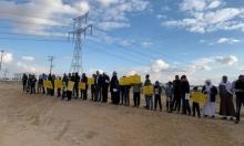 """النقب: وقفات احتجاجيّة الخميس """"ضد سياسة المصادرة والهدم والترحيل"""""""