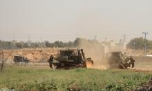 ممارسات الاحتلال: اعتقالات بالضفة والقدس وانتهاك أراضٍ في غزة