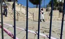 كورونا في القدس المحتلّة: حالة وفاة وعدد إصابات قياسيّ
