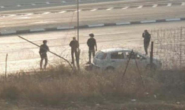 توثيق: قوات الاحتلال ادعت عملية وأعدمت نور شقير ميدانيا