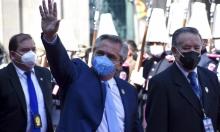 مكالمة بين بايدن والرئيس الأرجنتيني لتعزيز العلاقة مع أميركا اللاتينية