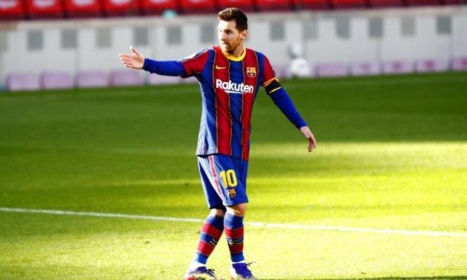 برشلونة يسعى لإلغاء عقوبة ميسي