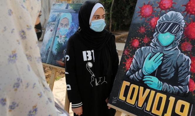 الصحة الفلسطينيّة: 16 وفاة و2188 إصابة كورونا جديدة