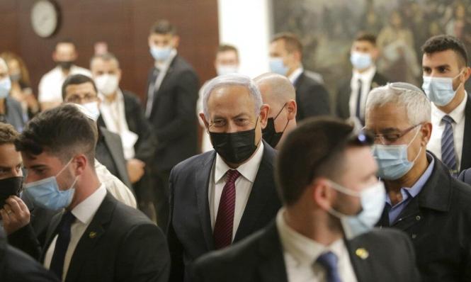 نتنياهو: إسرائيل بحاجة للقاحات... لا للانتخابات