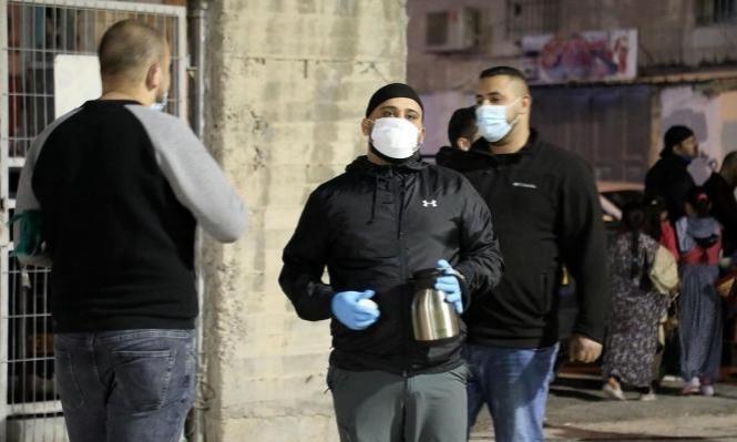 حالتا وفاة و222 إصابة بكورونا في القدس خلال يومين