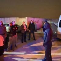 """اللد: إغلاق حي عربي بادعاء """"محاربة الجريمة"""""""