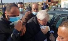 إصابة العشرات بينهم العالول وعسّاف خلال قمع الاحتلال مسيرة بالضفة