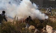 اختناق العشرات في قمع جيش الاحتلال الإسرائيلي لمسيرات بالضفة