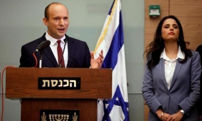 """""""يمينا"""" المتطرف يدشّن أوّل مقر له في المجتمع العربيّ"""