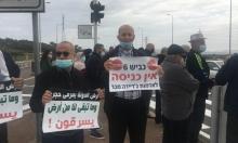 """""""لا لمصادرة أرضنا"""": أهالي جديدة المكر يطالبون بتغيير مسار شارع 6"""