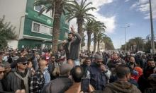 تونس: احتجاجات شعبية ضد الأوضاع الاجتماعية المتردية